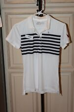 Nike Womens Golf Polo XS Extra Small US UK RYDER CUP 1969 Black Stripe RARE NEW