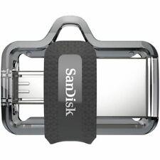 SanDisk Ultra Dual Drive M3.0 USB 3.0 Micro USB 16GB 32GB 64GB 128GB 256GB