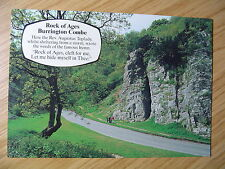 Rock of Ages. Burrington Combe. Somerset. Unposted postcard