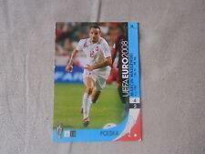 Carte panini - Euro 2008 - Autriche Suisse - N°074 - Marcin Wasilewski - Pologne