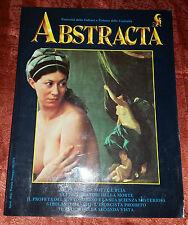 ABSTRACTA  N.21 GENNAIO 1987