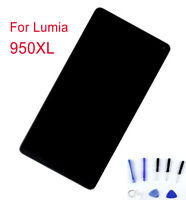 For Microsoft Nokia Lumia 950XL 5.7 LCD Touch Screen Digitizer Assembly Frame RH