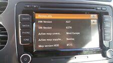 Disco de actualización del firmware de la v6276 VW RNS510 VW Skoda Seat Nuevo