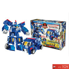Turning Mecard W EVAN KING Blue Great Transformer Robot Car Toy Mecarnimal 2017