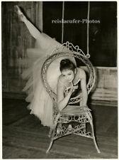 Canadian ballerina Lynn Seymour at Covent Garden, Original-Photo from 1961