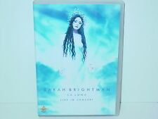 "*****DVD-SARAH BRIGHTMAN""LA LUNA-LIVE IN CONCERT""-2001 Angel Records*****"