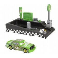 NEW Disney Pixar Cars Pit Row Race-Off CHICK HICKS World of Cars UNOPENED IN BOX