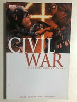 CIVIL WAR (2012) Marvel Comics TPB FINE-
