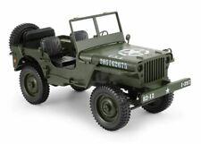 Willys Jeep 1:10 RC Militär Geländewagen Geländefahrzeug Off-Road Crawler Buggy