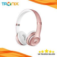 New Beats Solo3 Wireless MNET2ZM/A On-Ear Headphones - Rose Gold
