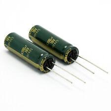 20PCS Panasonic XC 4700UF 25V 18*26mm 105°C  electrolytic Capacitors pitch 7.5mm