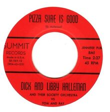 """Cool Arizona Rocker-Bopper by Dick & Libby HALLEMAN """"Pizza Sure Is Good"""" Guitar"""