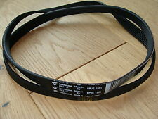 GENUINE ARISTON / HOTPOINT WASHING MACHINE / WASHER DRYER DRIVE BELT 6PJE 1201