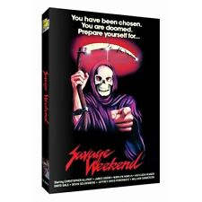 Savage Weekend (DVD, 2008) Christopher Allport-William Sanderson-David Gale-1976