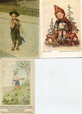 Künstler Ansichtskarten Zweiter Weltkrieg (1939-45) frankierte