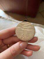MONETA SUOMI FINLANDIA 25 MARKKAA 1978 26,3 grammi ARGENTO 500