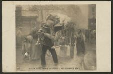 France. Salon 1906 Melle H. Desportes - Les Pauvres Gens. 1906 Posted to Germany