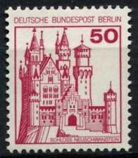 Berlin 1977-1987 SG#B520, 50pf Castles Definitive MNH Coil Numbered #D72772