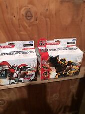 lot of 4 transformers micron empty boxes
