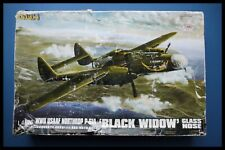 Northrop P-61A 'Black Widow' Glass Nose Great Wall Hobby 1:48