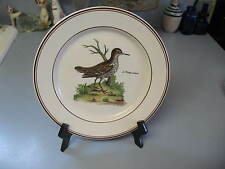 Great Villeroy & Boch  Paradiso Bird Tringa Salad Luncheon Decorative Plate