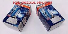 2pcs 2x D1S Osram Xenarc Cool Blue Intense Xenon Bulbs Original Genuine HID Pair