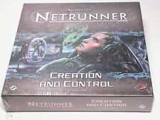 Netrunner Trading Card Game Creation and Control Expansion Box Set