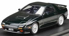 Mark43 1/43 Mazda Rx-7 (Fc3S) Winning Limited Shade Green Finished Product