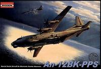 Antonov An-12BK-PPS 'Cub'      1/72 by RODEN  # 046