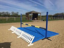Wooden picket Show jump Filler/ Water jump take off boards -For Showjumping 8ft
