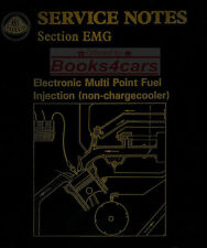 ESPRIT SHOP MANUAL LOTUS SERVICE REPAIR TURBO BOOK ELECTRONIC FUEL INJECTION