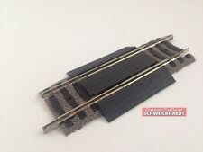 Fleischmann 6110 h0 compensación vía recta vía de 80mm - 120mm nuevo