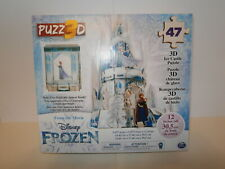 Disney Frozen - 3D Elsa Hologram Ice Castle Puzzle - New & Boxed