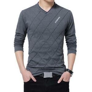 Camisa Para Hombre Sueter Casual Nuevos Tops Camisas Y Suéteres Ropa De Hombres
