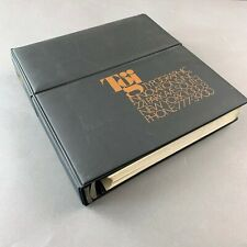 Herb Lubalin Type Specimen Book Photo Typography Typographic Design Avant Guarde