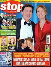 Stop.Gianni Morandi,Michelle Hunziker,Ludovica Frasca,I.Cioni,Brigitte Bardot,ii