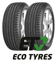 2X Tyres 215 45 R17 91W XL GoodYear EfficientGrip Performance B A 69dB