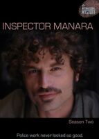Inspector Manara: Season 2 - 4 DISC SET (2014, DVD New)