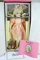 Paradise Galleries Jennifer Porcelain Doll Treasury Collection Premier Edition