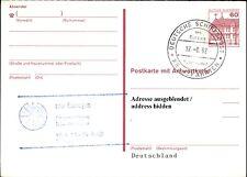 Dt. Schiffspost Stempel MS EUROPA Reise Kreuzfahrt Sommerliches Süd-Norwegen `92