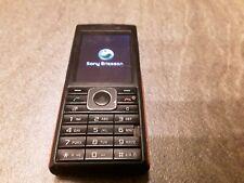 Sony Ericsson J108i Cedar -schwarz und rot (Ohne Simlock) Smartphone