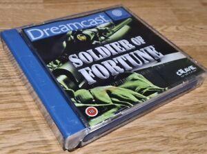Soldier of Fortune - Sega Dreamcast Game - UK SELLER - Fast Despatch