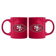 San Francisco 49ers Boelter NFL Rally Coffee Mug 11oz FREE SHIP!!