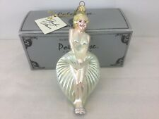 Polonaise Radko Ornament Marilyn Monroe 1997 Christmas Poland Hand Blown W Box