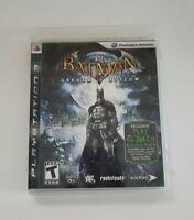 Batman: Arkham Asylum (Sony PlayStation 3 PS3)