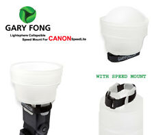Gary Fong lightsphere Speed Mount For CANON 600-RT 430EX II Speedlite Flash