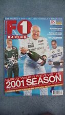 F1 Racing Magazine for the Month of March 2001. Excellent Condition.