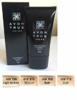 ~AVON** TRUE COLOR SKIN GOODNESS CC CREAM** SHELL **SPF 25** NEW~