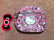 NEW Cute Colourful Hello Kitty Zipper Shoulder Bag
