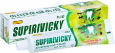 Siddhalepa Supirivicky - Ayurvedic Herbal Toothpaste - 110g Tubes X 12